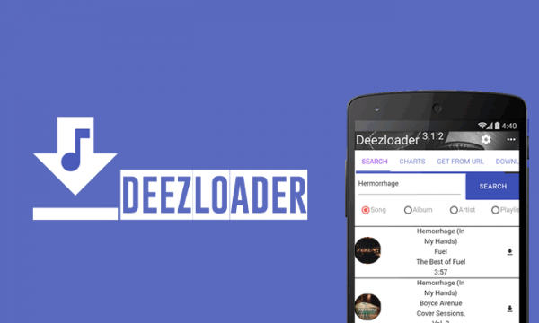 Deezloader for Android