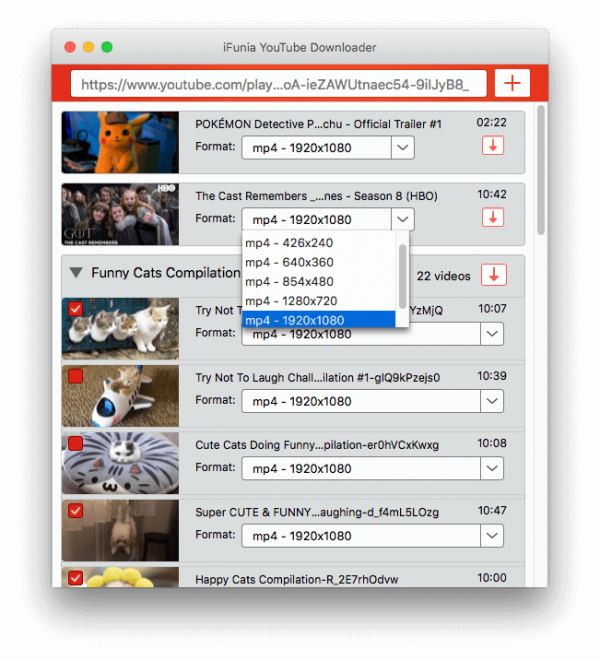 a free YouTube video downloader that can replace KeepVid