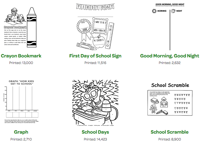 back to school themed coloring pages from crayola.com