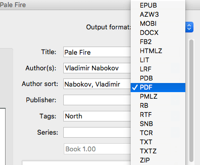 convert ibooks with calibre