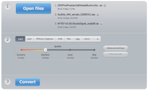 convert aax to mp3 online