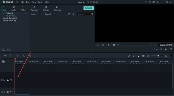 filmora remove background noise from video 01