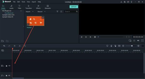 stabilize video filmora01
