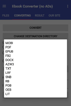 android epub to mobi02
