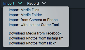 import files way two